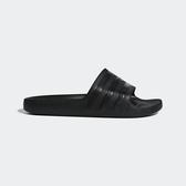 ADIDAS ADILETTE AQUA [F35550] 男女 運動 涼鞋 拖鞋 休閒 舒適 輕量 愛迪達 黑