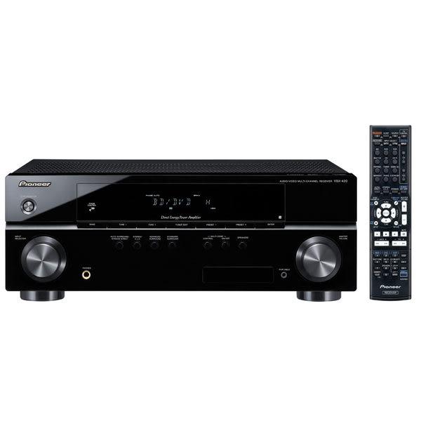 Pioneer 先鋒 VSX-420-K 5.1聲道HDMI環繞擴大機 CP值之王