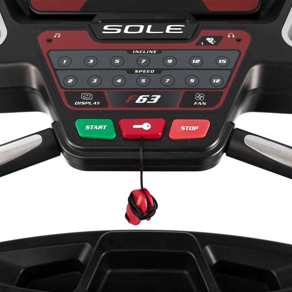 SOLE (索爾) F63 跑步機-2019年款