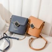 小包包女2020新款夏季潮鍊條水桶包時尚百搭網紅質感側背斜背包 童趣屋