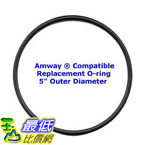 [美國直購] Amway Compatible Fit O-ring 5 outer diameter 安麗 O型圈
