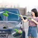 汽車拖把 洗車拖把車刷子軟毛不傷汽車用擦車神器長柄洗車工具可通水噴水槍