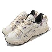 Asics 休閒鞋 Gel-Kayano 5 RE 男鞋 渲染 米白 紫 運動鞋 【ACS】 1021A411200