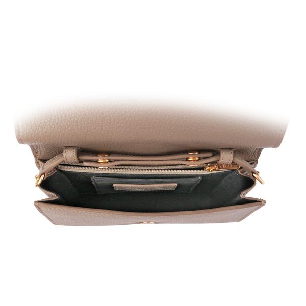【SEE BY CHLOE】HANA皮夾式鏈袋斜背包(灰色) CHS20SP912305 23W