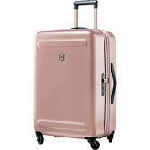 VICTORINOX 瑞士維氏Etherius 輕量可擴充26吋硬殼行李箱-玫瑰金