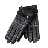(百貨週年慶)手套男士觸屏加絨加厚冬季保暖騎車開車摩托車真皮羊皮手套女