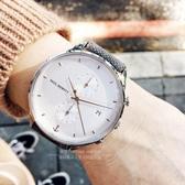 【南紡購物中心】PAUL HEWITT德國工藝Chrono Line英倫時尚紳士計時腕錶PH-C-S-W-51M公司貨