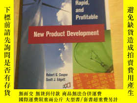 二手書博民逛書店New罕見Product Development23470 Ro