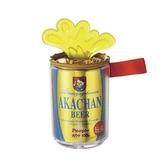 日本People 金色啤酒咬舔玩具 固齒器