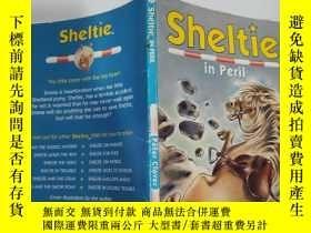 二手書博民逛書店sheltie罕見in peril 謝爾蒂危在旦夕Y200392