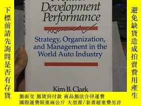 二手書博民逛書店Product罕見Development Performance