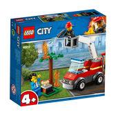 LEGO樂高 城市系列 60212 烤肉架火災 積木 玩具