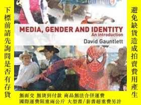 二手書博民逛書店Media,罕見Gender And IdentityY255562 David Gauntlett Rout