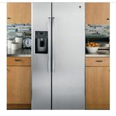 奇異 GE 702L 對開門冰箱 GSS23HSSS