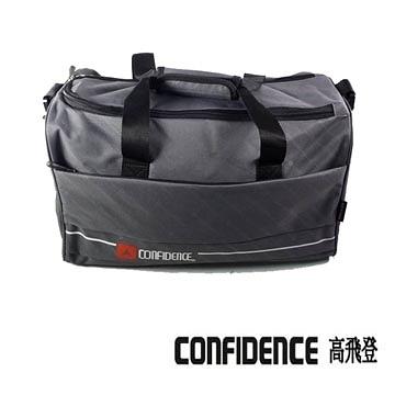旅遊 旅行袋 Confidence 高飛登 8102 氣質灰