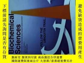 二手書博民逛書店Trends罕見in Biochemical Sciences 01 2018 生化科學學術期刊Y14610