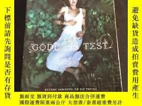 二手書博民逛書店英文原版罕見THE GODDESS TESTY12153