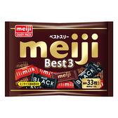 明治綜合巧克力184g【愛買】