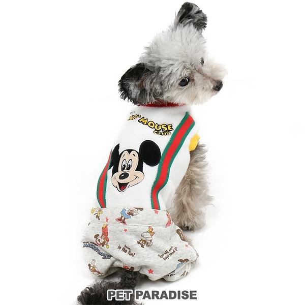 【PET PARADISE 寵物精品】DISNEY 米奇大頭連身褲(DSS/SS/DS/S) 寵物衣服