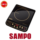 SAMPO 聲寶 KM-SJ12T 電磁爐 10段火力控制 保溫功能 超薄機身 公司貨 KM-SJ12T