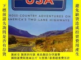 二手書博民逛書店英文原版罕見Road Trip: USA 美國之旅Y20868 Jamie Jersen Moon ISBN: