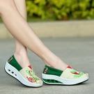 搖搖鞋 布鞋女2021年新款民族風厚底老北京女布鞋老人一腳蹬布鞋搖搖鞋潮 寶貝寶貝計畫 上新