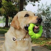 狗狗發聲玩具寵物橡膠磨牙棒金毛拉布拉多薩摩耶小中大型犬狗咬膠