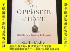 二手書博民逛書店The罕見opposite of hateY302880 Sally kohn Algonquin books