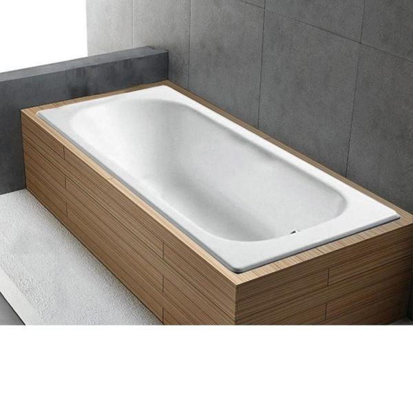 鑄鐵浴缸K-940/943/941索尚嵌入式1.7/1.6/1.5/1.4米成人浴缸