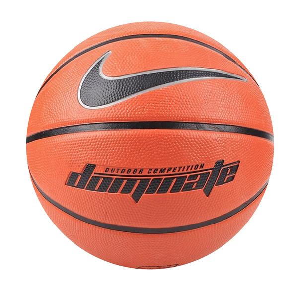 Nike Dominate 8P [NKI0084706] 籃球 6號 耐磨 控球佳 室內 戶外 經典橘