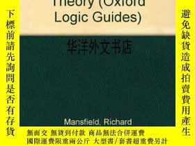 二手書博民逛書店【罕見】Recursive Aspects Of Descriptive Set TheoryY226683