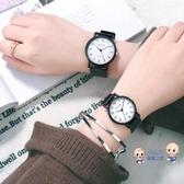 兒童錶 手錶女學生韓版簡約潮流休閒復古文藝小清新ins原宿風 2色