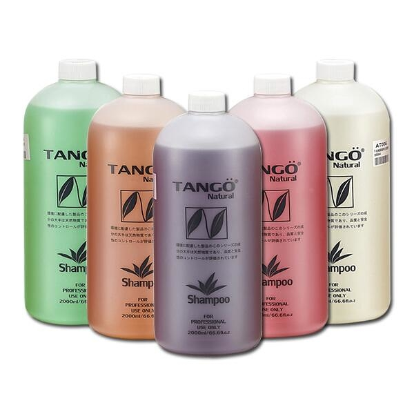 TANGO 坦蔻 洗髮精(2000ml) 鎖色/修護/安神/深層淨化/清涼『STYLISH MONITOR』D370002