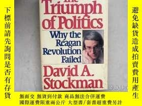 二手書博民逛書店The罕見Triumph of Politics: How th
