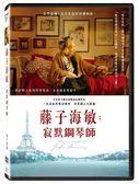 【停看聽音響唱片】【DVD】藤子海敏:寂默鋼琴師
