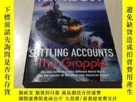 二手書博民逛書店SETTLING罕見ACCOUNTS The GrappleY2