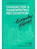 二手書博民逛書店《Character & handwriting recogni
