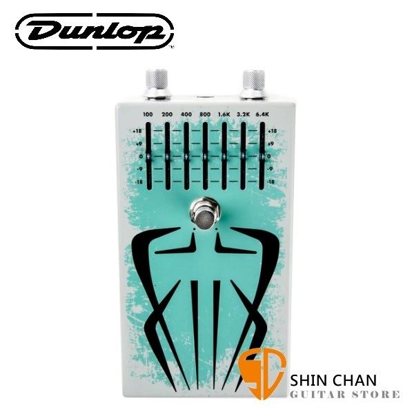 Dunlop BFGO7 八度法茲破音效果器 Billy Gibbons 簽名款 【Dunlop Siete Santos Octavio Fuzz Pedal】