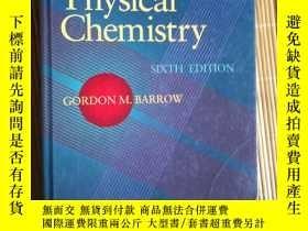 二手書博民逛書店physical罕見chemistry 【外文原版】Y11893