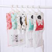 【BlueCat】小飛鼠雨點水果系衣櫥可掛式除濕除異味乾燥包 除濕劑