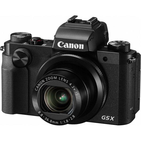《映像數位》Canon PowerShot G5 X f/1.8超大光圈  類單眼相機【全新彩虹公司貨】【套餐全配】 C