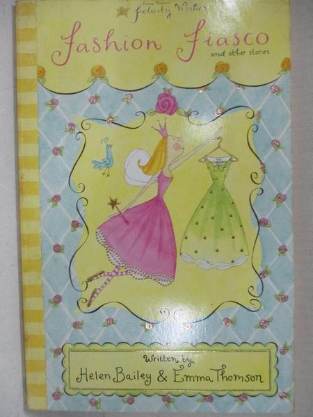【書寶二手書T1/兒童文學_C31】Whs Own Brand Felicity Wishes 1_Sue Welford Staff
