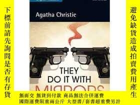 二手書博民逛書店借鏡殺人They罕見Do It With Mirrors: B2 (Collins Agatha Christie