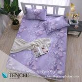 天絲床包二件組 單人3.5x6.2尺 笙然 100%頂級天絲 萊賽爾 附正天絲吊牌 BEST寢飾