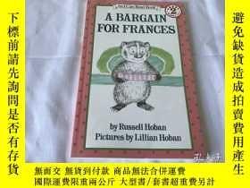 二手書博民逛書店A罕見Bargain for FrancesY8204 Russell Hoban(羅素·霍本) 著;Lil