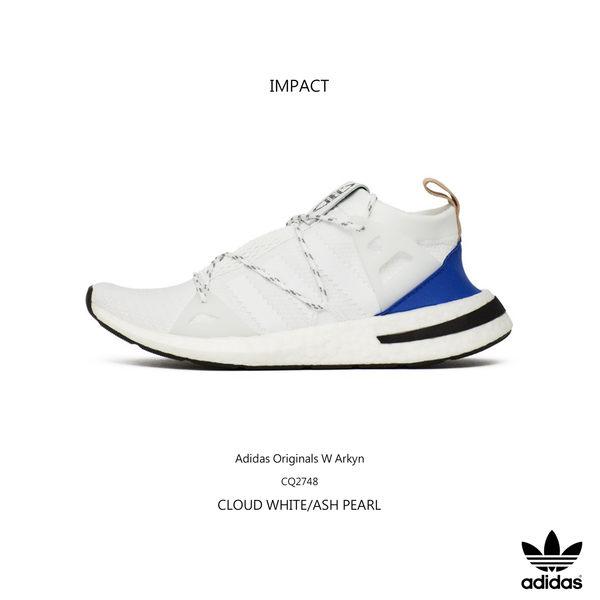 IMPACT Adidas Arkyn W 白 藍 慢跑 輕量 女鞋 Kendall Jenner 楊冪 著用款 CQ2748