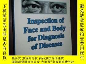 二手書博民逛書店Inspection罕見of Face and Body for