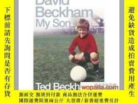二手書博民逛書店英文罕見David Beckham: My Son 貝克漢姆Y2