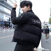 2019新款棉衣男學生冬裝棉襖青年韓版男士冬季加厚外套休閒棉服潮  西城故事