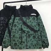 情侶外套 棒球服女秋冬季百搭韓版寬鬆ins潮學生棉衣棉服工裝加厚外套 送挎包
